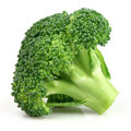 Fresh broccoli in closeup Royalty Free Stock Photography