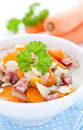 Fresh carrot stew Royalty Free Stock Images