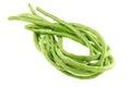 Fresh cowpea (Chinese yardlong bean) Stock Photos