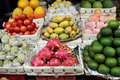 Fresh exotic fruit Royalty Free Stock Photography