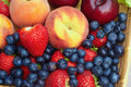 Fresh fruit abundance Royalty Free Stock Photography