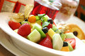 Fresh Fruit Bowl Royalty Free Stock Image