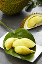 Fresh fruit, Durian Royalty Free Stock Photo
