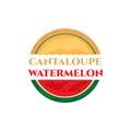 Fresh fruit logo
