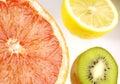 Fresh fruits Στοκ Εικόνα