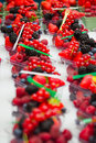 Fresh fruits and berry
