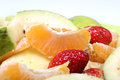 Fresh fruits Royalty Free Stock Photo