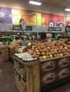Fresh fruits and vegetables for sale at Sprouts