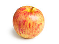 Fresh Gala apple Royalty Free Stock Photo