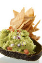 Fresh Guacamole Stock Photos