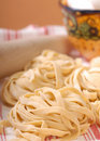 Fresh handmade pasta Royalty Free Stock Photography