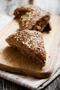 Fresh homemade bread Royalty Free Stock Image