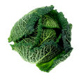 Fresh kale isolated Stock Photo