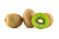 Fresh kiwi fruit Royalty Free Stock Photo