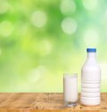 Fresh milk Royalty Free Stock Photo