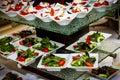 Fresh Mozzarella Vine Ripened Tomatoes Extra Virgin Olive Oil Royalty Free Stock Photo