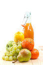 Fresh multivitamin juice Stock Images