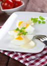 Fresh mustard eggs Royalty Free Stock Photos