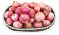 Fresh onions Royalty Free Stock Photo
