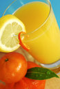 Fresh Orange Juice Drink Royalty Free Stock Photos