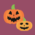Fresh orange pumpkin seasonal ripe food raw vegetarian vegetable halloween icon traditional trick or treat celebration