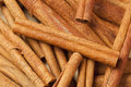 Fresh Organic Cinnamon Royalty Free Stock Photography