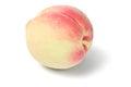 Fresh Peach Fruit Royalty Free Stock Photo