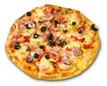 Fresh pizza Royalty Free Stock Photography