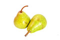 Fresh ripe pear Stock Image