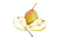 Fresh ripe pear Royalty Free Stock Photos