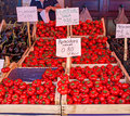 Fresh ripe tomatoes from Corleone, Italy. Royalty Free Stock Photo
