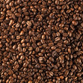 Fresh roasted coffee beans Stock Photos