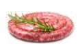Fresh sausage Royalty Free Stock Photo
