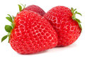 Fresh strawberries Royalty Free Stock Photo