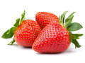Fresh strawberry Royalty Free Stock Photo
