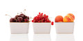 Fresh summer fruit Royalty Free Stock Photo