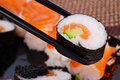 Fresh sushi Royalty Free Stock Images
