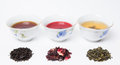 fresh teas Royalty Free Stock Photo