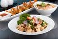 Fresh Thai Food Varieties