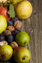 Fresh various fruits Royalty Free Stock Images