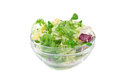 Fresh vegetable salad Stock Photography