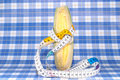 Fresh vegetables, maize, corn diet Royalty Free Stock Photo