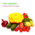 Fresh vegetables many for cooking Royalty Free Stock Photos