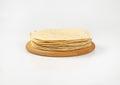 Freshly baked tortillas Royalty Free Stock Photo