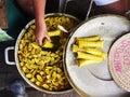 Freshly Cooked Suman