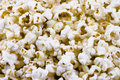 Freshly popped popcorn texture Royalty Free Stock Images