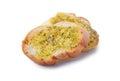 Freshly toasted garlic bread Royalty Free Stock Photo