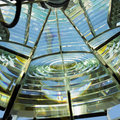 Fresnel lens Royalty Free Stock Photography