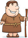Friar Smiling Stock Photos