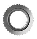 Friction clutch piston Royalty Free Stock Photo